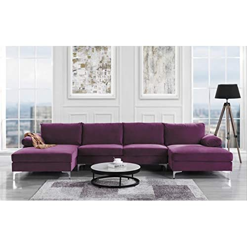 Curved Sofa Amazon Com