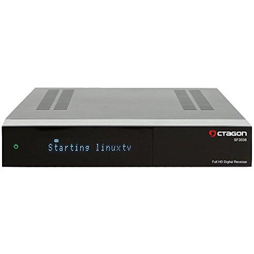 VCM OCTAGON SF3038 E2 HD Triple 2 x 1.3GHz Dual Core