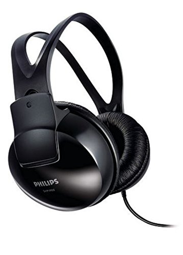 Philips Lightweight and Comfortable Shp1900 Headphones