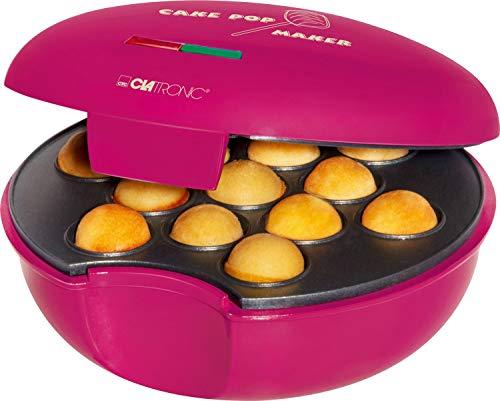 Bestron Máquina para Cake-Pops, Diseño Retro, Sweet Dreams, Revestimiento Antiadherente,