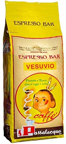 CAFFÈ PASSALACQUA VESUVIO - ESPRESSO BAR - PACCO 1Kg IN GRANI