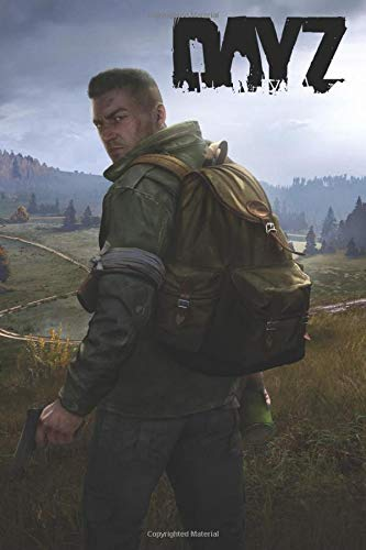 DayZ: notebook 120 mpty Pages With Lines Size 6x9