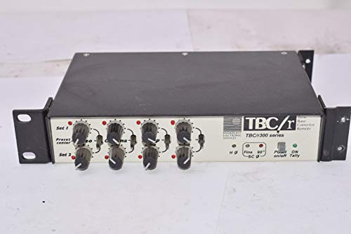 Broadcast Electronic Services TBC/r Time Base Corrector Remote Module TBC/r 300 Series