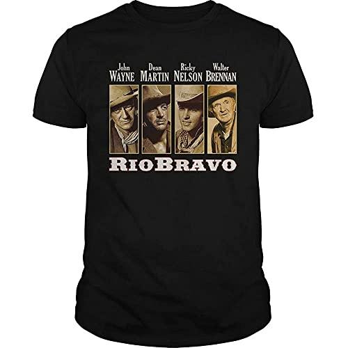 Rio Bravo Dean Martin John Wayne Walter Brennan T-Shirt