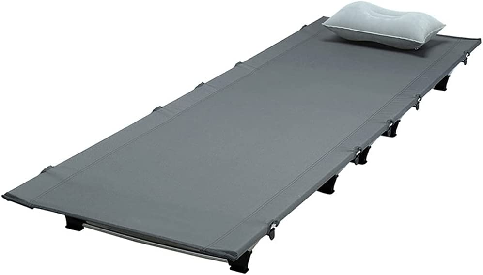 SHIJIANX Folding Camping Cot Lightweight Portable Compact Outdoo Limited time trial Dealing full price reduction price