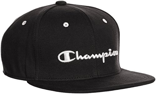 (チャンピオン)Champion ストレートキャップ 581-003A クロ FREE