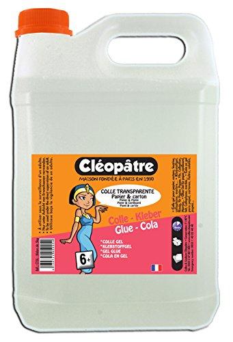Cléopâtre Cola Transparente 5kg