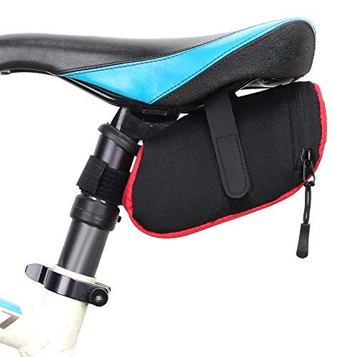 ZADAI Bolsas impermeables del soporte del teléfono de la bici,Bolsa de asiento del bolso de la silla