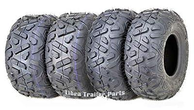 Set of 4 WANDA ATV/UTV Tires P350