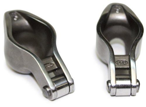 "PRW 0845403 1.72 x 7/16"" Sportsman Steel Roller Tip Rocker Arm for Chevy 396-454 1966-00, Ford 351C-M 429-460"