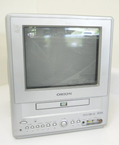 Buy Cheap Orion 9 Inch AC/DC Flat Stereo Color Television / DVD Player Combo with Remote Control
