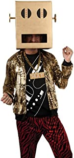 party robot costume