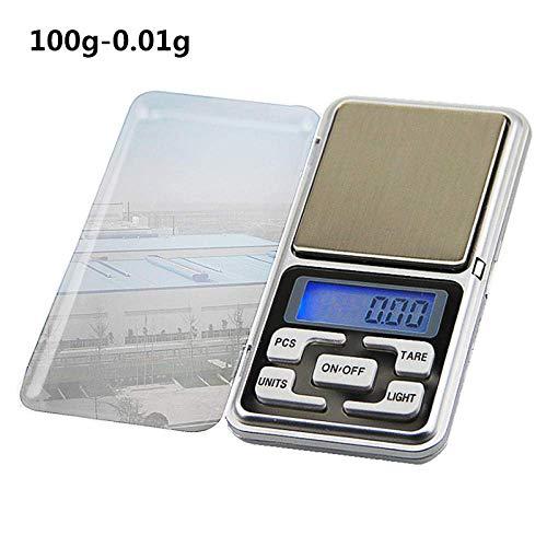 Keuken Thuis Multifunctionele Digitale Keukenweegschaal 200G/300G/500G X 0 01G/0 1G Nauwkeurigheid Mini Digitale Gewicht Zakweegschaal voor Balance Gram Elektronische Weegschaal-_500G-0.1G