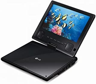 LG DP561 Portable DVD Player with 7-inch Screen and 5 Hours Battery Life