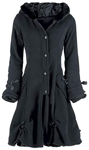 Poizen Industries Alice Coat Frauen Wintermantel schwarz XL 100% Polyester Undefiniert Industrial