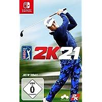 PGA TOUR 2K21 - [Nintendo