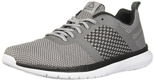 Reebok Men's PT Prime Runner Running Shoe, tin Grey/Foggy...