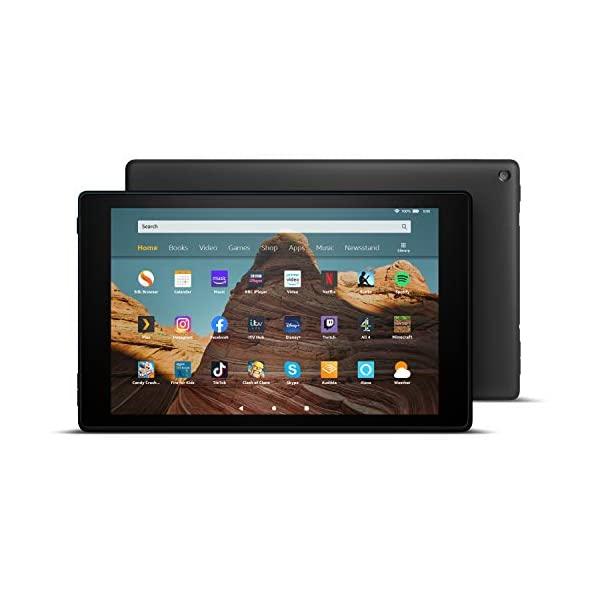 "Fire HD 10 Tablet | 10.1"" 1080p Full HD display, 32 GB, Black with Special Offers 3"