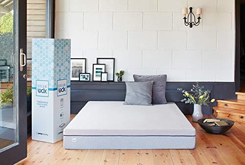 Yatas Taschenfederkernmatratze Dream Box PRO mit Active Support Technologie® 80x200 cm deckt H3 bis 120 kg ab, Höhe 26 cm