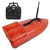 Kettles Boat Boat 500m Control Remoto Pesca Barco de Pesca Finder con Doble Cabina y luz de Noche...