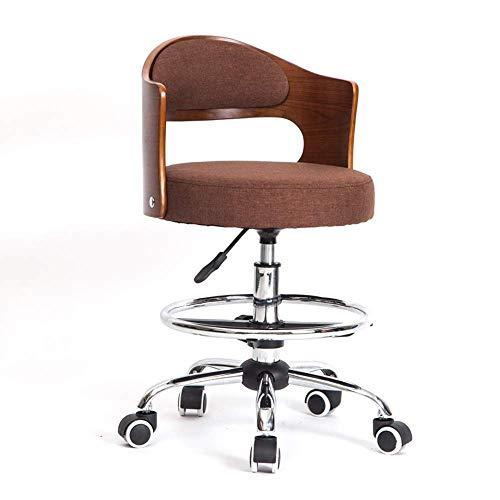 Ergonomischer Stuhl Massagestuhl Mehrzweck Verstellbarer Bürostuhl Lufthebelgriff zur einfachen Einstellung Die Sitzhöhe bringt Komfort in Ihr Leben