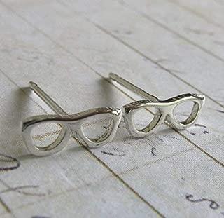 eyeglass earrings