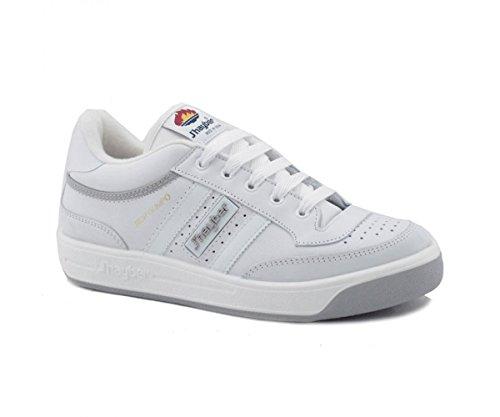 J-Hayber NEW Olimpo - Zapatillas deportivas para hombre, color blanco, talla 43