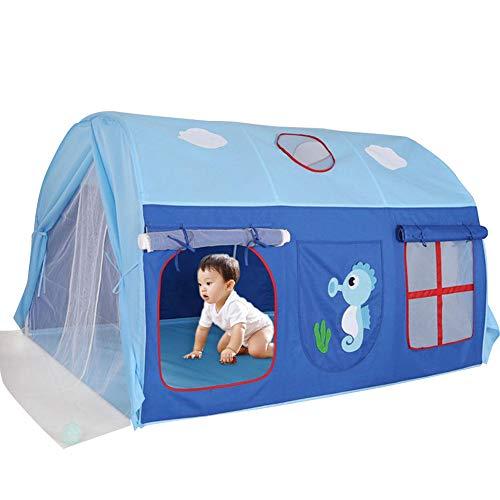 DFGHJKNN Kinder Spielen Zelt,Kinder Spielen Haus Für Mädchen Und Jungen,Spielen Zelte Spielzeug Für Spiele Im Innen- Und Außenbereich