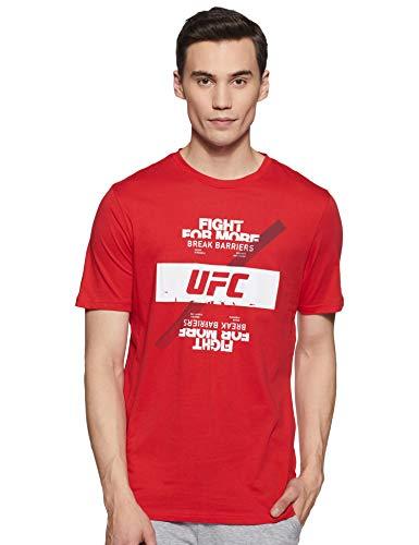 Reebok Mens DU4581_S T-Shirt, Prired, S