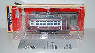 Lionel 6-58238 Palisades Trolley motorized Uncatalogued 2015 TCA Convention Train Collector