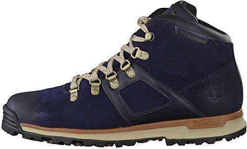 Timberland Para Hombre Relojes de Lujo WP CA113V EK Mediados de Cuero Azul Azul, Herren-Schuhe EU/US:41