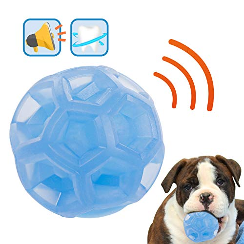 Cheap! 60% off Dog Ball Squeaky Toy Use promo code: MLTPO8U2 Works on both options with a quantity limit of 1