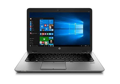 MyDigitalTech HP EliteBook 840 G1 - Ordenador portátil para Microsoft Windows 10 Professional Negro Plata Core i5, 4GB RAM, 128GB SSD