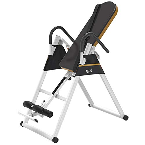 Great Features Of Inversion Table – Gravity Trainer with Perfect Balance System – Shoulder Strap...
