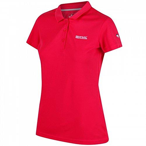 Regatta dames Womens Maverick Iv Quick Drying Active Poloshirt