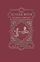 The Jungle Book: The Original  1894 Edition (Illustrated)