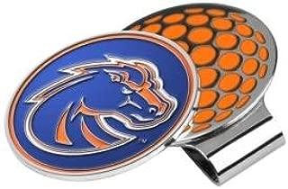 LinksWalker NCAA Boise State Broncos Golf Hat Clip with Ball Marker