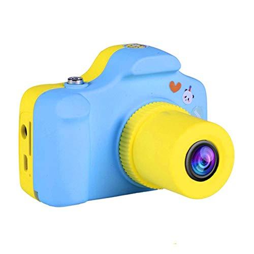 QUWN kinderen digitale camera 1,5 inch LCD scherm kleine kinderen videorecorder verjaardag cadeau voor kinderen
