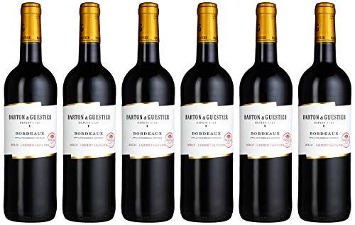 Barton & Guestier Passeport Bordeaux Rouge trocken (6 x 0.75 l)