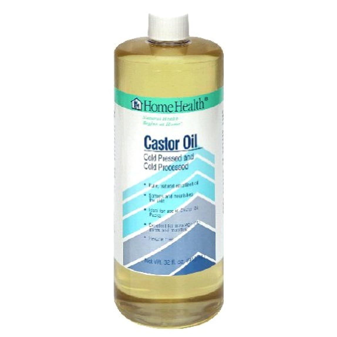 安西貢献司教Castor Oil - 32 fl oz by Home Health