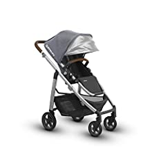 This stroller is suitable for children from birth (with optional Infant SnugSeat accessory) until the child height is approximately aorund 40 inches (101 centimeter). The unfolded dimensions are 37 x 22.3 x 40.5 inches and the folded dimensions witho...