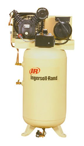 Ingersoll Rand C2475N7.5FP Type-30 80-Gallon Fully Packaged...