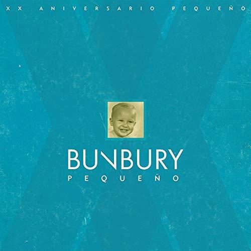 Bunbury - Pequeño (XX Aniversario) 5 Cd + Cd de Regalo