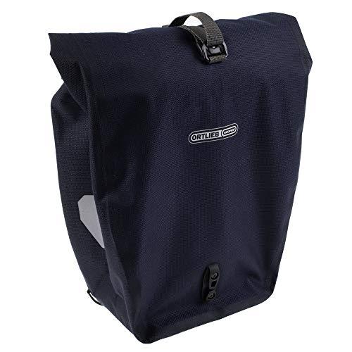 Ortlieb Unisex– Erwachsene Back-Roller Urban Satteltasche, Schwarz, One Size