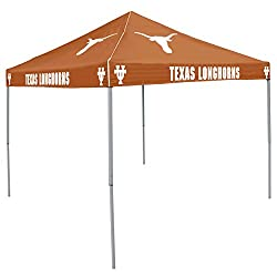 Texas Longhorns Popup Canopy Tent for tailgating