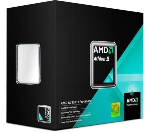 Price comparison product image Athlon II X4 QuadCore 620,  2.6GHz,  95 Watt