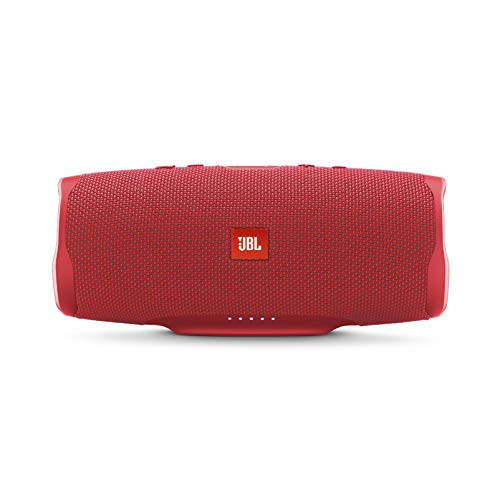 JBL Charge 4 - Waterproof Portable Bluetooth Speaker - Red
