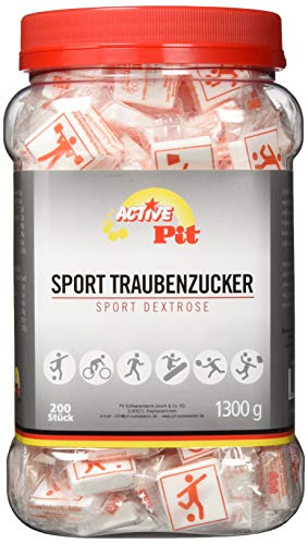 Active Pit Sport Traubenzucker, 1er Pack (1 x 1.3 kg)