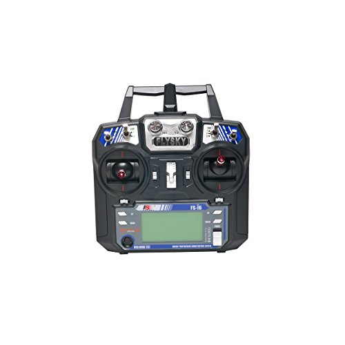 FlySky FS-i6-M2 2.4GHz 6-Channel Transmitter