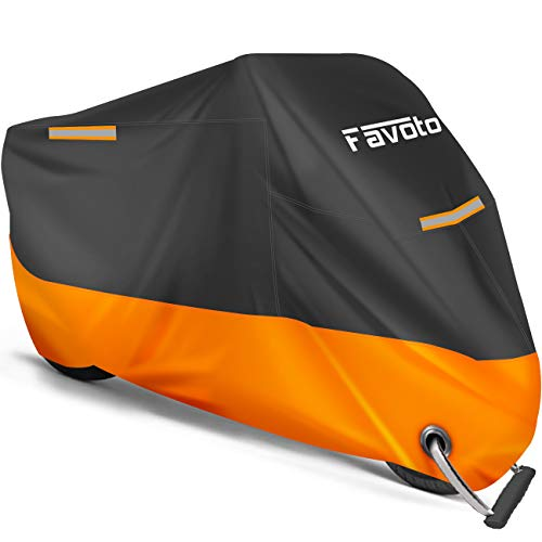 Impermeable Ktm marca Favoto